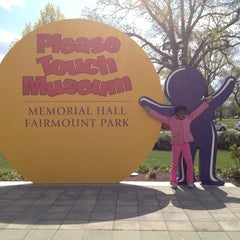Photo taken at Please Touch Museum by NYC Single Mom on 4/9/2012