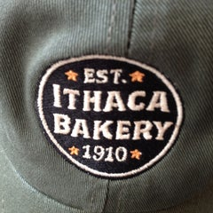 Photo taken at Ithaca Bakery by Elizabeth F. on 4/28/2012