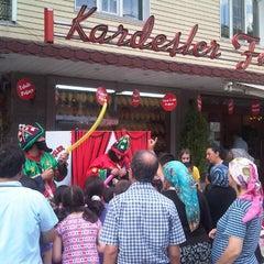 Photo taken at Kardeşler Fırını by Selman Y. on 8/9/2012