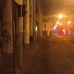 Photo taken at Fermata ACTV Via Carducci by stefano m. on 8/7/2012