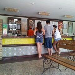Photo taken at Sorveteria 50 Sabores by Luana S. on 6/3/2012