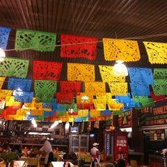 Photo taken at Mercado De Comidas San Camilito (Garibaldi) by TenQ 4. on 4/30/2012