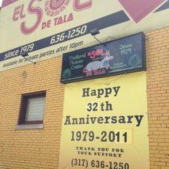 Photo taken at El Sol De Tala Traditional Mexican Cuisine by John K. on 8/17/2012