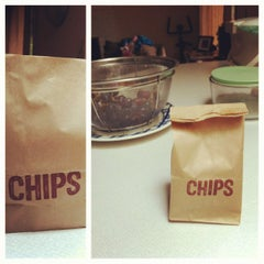 Photo taken at Chipotle Mexican Grill by Samantha D. on 5/3/2012
