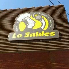 Photo taken at Lo Saldes by Luis D. on 7/25/2012