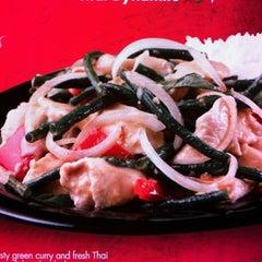 Photo taken at Pei Wei by Elaine P. on 2/20/2012
