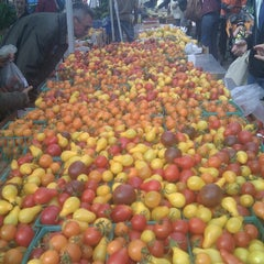 Photo taken at Alemany Farmers Market by Richard W. on 8/25/2012
