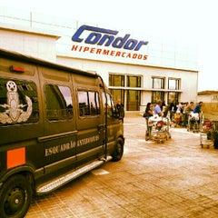 Photo taken at Condor by Luis Gustavo G. on 8/5/2012