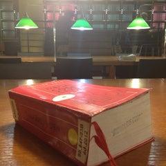 Photo taken at Bibliothèque Cujas by Ghazal H. on 3/7/2012