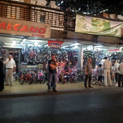 Photo taken at Bisikletçiler Çarşısı by Onsel A. on 6/23/2012