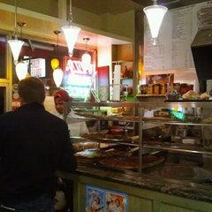 Photo taken at Patzeria Perfect Pizza by Erik D. on 5/6/2011