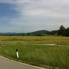 Photo taken at Passo de Il Giogo by Edoardo F. on 6/8/2012