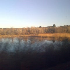 Photo taken at Amtrack Acela 2173 by Thomas M. on 3/6/2012