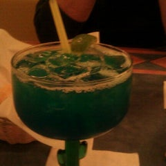 Photo taken at Casa Blanca Mexican Restaurant & Cantina by Katie V. on 10/22/2011