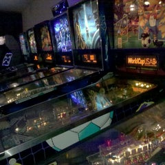 Photo taken at CP Pinball by Christina H. on 9/17/2011