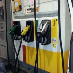 Photo taken at Shell by amyFiqLya on 8/1/2012