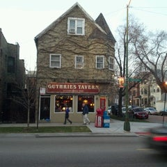 Photo taken at Guthrie's Tavern by Guy S. on 3/13/2012