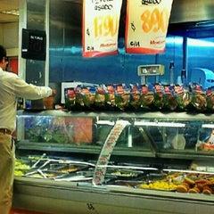 Photo taken at Supermercado Monserrat by Kristian P. on 3/22/2012
