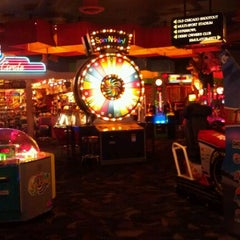 Photo taken at Dave & Buster's by Lauren G. on 1/19/2012