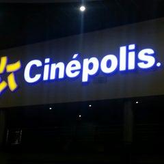 Photo taken at Cinépolis by Mario E. on 8/25/2012