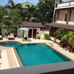 Photo taken at Chan Resort by PORPANG p. on 7/28/2012