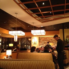 Photo taken at California Pizza Kitchen by Dan C. on 1/29/2012