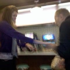 Photo taken at Skylark Diner by Mark H. on 8/16/2011