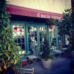 Photo taken at Il Bacio Trattoria by Goobzs on 12/21/2011