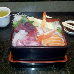 Photo taken at Great Wall Chinese & Shiro Sushi Bar by Beau G. on 5/25/2011
