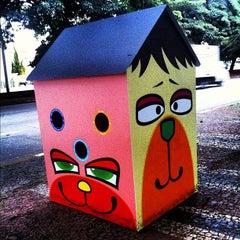 Photo taken at Avenida Brasil by Eduardo V. on 6/20/2012