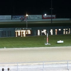 Photo taken at Scioto Downs Racino by Chris M. on 7/2/2011
