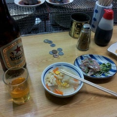 Photo taken at 立ち飲み いこい 支店 by oimokoimo on 11/25/2011