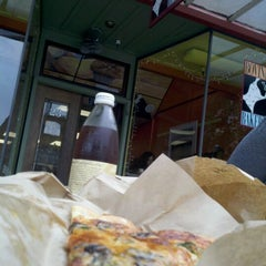 Photo taken at Bovine Bakery by Philip W. on 8/21/2011