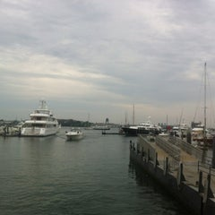 Photo taken at Boston Harbor Cruises by Ailyn M. on 7/7/2012