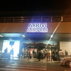 """Photo taken at Aeroporto di Orio al Serio """"Il Caravaggio"""" (BGY) by Elisa T. on 7/30/2012"""