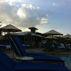 Photo taken at JW Marriott Rivertop by Shanna P. on 7/21/2011