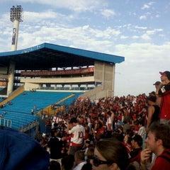 Photo taken at Estádio Aderbal Ramos da Silva (Ressacada) by Edi W. on 10/9/2011