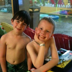 Photo taken at Mayan Adventure Waterpark by Lisette S. on 6/3/2011