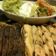 Photo taken at Ninfa's Mexican Restuarant by Moni L. on 11/14/2011