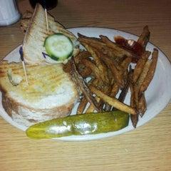Photo taken at Kerbey Lane Café by Waytao S. on 12/22/2011