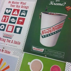 Photo taken at Krispy Kreme Doughnuts by Steve H. on 7/31/2012
