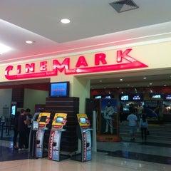 Photo taken at Cinemark by Julia V. on 8/19/2012