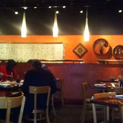 Photo taken at Great Wall Chinese & Shiro Sushi Bar by Cate M. on 1/17/2012