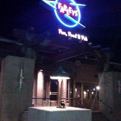Photo taken at Farley's Bar and Grill by Eric V. on 10/7/2011