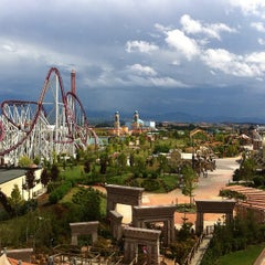 Photo taken at Rainbow MagicLand by Serdjo on 9/5/2012