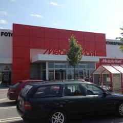 Photo taken at MediaMarkt by Susanne N. on 7/1/2012