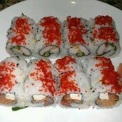 Photo taken at Tasu Asian Bistro Sushi & Bar by Tamara N. on 6/28/2012