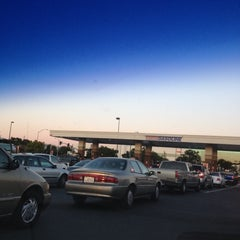 Photo taken at Costco Gasoline by Stacy S. on 2/17/2012
