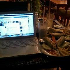 Photo taken at Sawarabina Cafe by Chipsquare' on 9/18/2011
