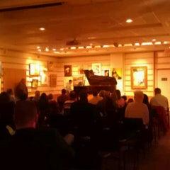 Photo taken at Wilmette Public Library by Joe O. on 4/22/2012